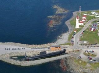 Site historique maritime de la Pointe-au-Père-Rimouski