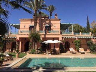 Villa 76 Marrakech Maroc