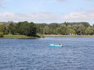 Lac-pédalo