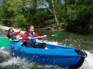 Camping L olivier - Camping sommieres - canoe kayak - vidourle