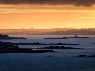 Baie Morlaix-Bretagne-Finistere