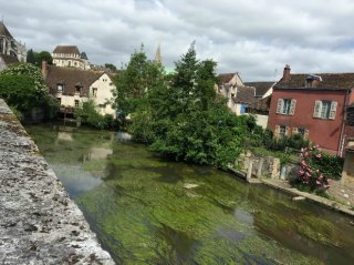 Eure banks in Chartres