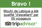 Tripadvisor Moulin de Labique