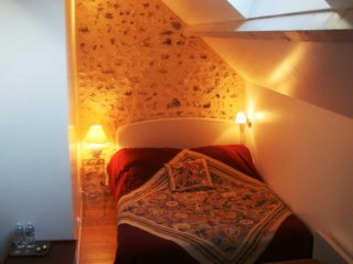 Pouce d'or-moulin de lonçeux-B&Bs-eure et loir-double room