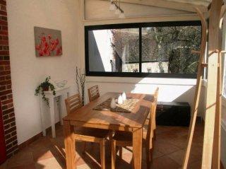 le gîte de la petite gare-hébergement-chambre d'hôtes-garnet-eure et loir-veranda