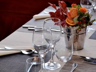 restaurant - table - seminaires - hotel eden park - dressage - normandie - pont l'eveque