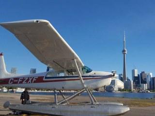 Cessna 180 Toronto