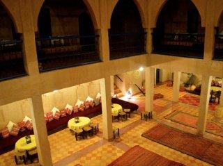Salle à manger Hotel Kanz Erremal