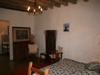 le meunier-double room-moulin de lonçeux-B&B- eure et loir-chilling area