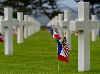 cimetière américain colleville