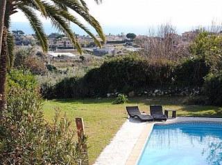 Piscine Villa Antoline
