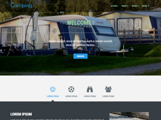 Site internet camping
