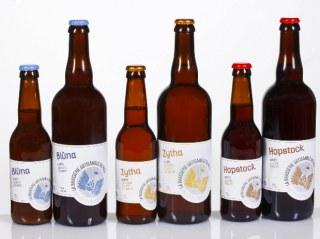 LEs Bières de la Brasserie Artisanale de Nice