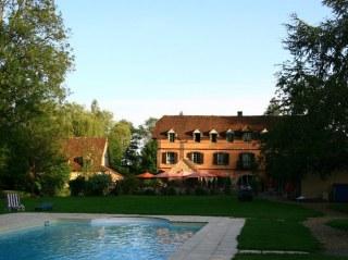 Il Mulino e la piscina