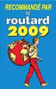 Le Clos Joli Recommandé par le routard 2009