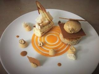 Dessert-Financier