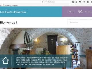 Guide accueil Les Hauts d'Issensac
