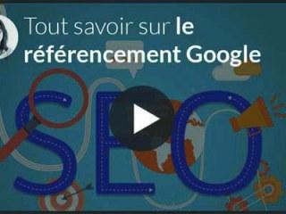 vidéo seo référencement google