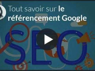 Vidéo référencement naturel Google
