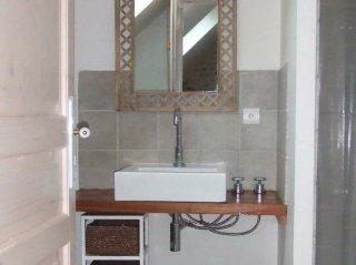 Pouce d'or-moulin de lonçeux-B&Bs-eure et loir-double room-bathroom