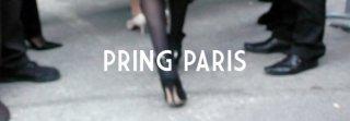 Pring Paris