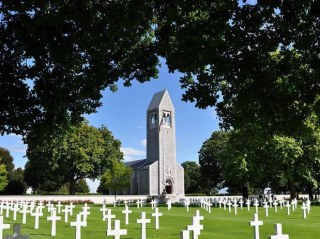 cimetière américain saint james