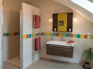 salle de bain chambre marie galante les champs français