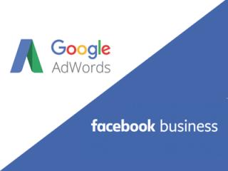 facebook y adwords