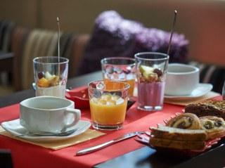 Petit déjeuner Hotel La Residence des Artistes Roscoff