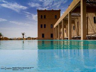 Piscine Hotel Kanz Erremal