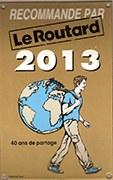 Le Clos Joli Recommandé par le routard 2013