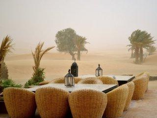 Sable terrasse hotel kanz Erremal