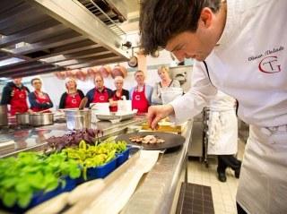 cours de cuisine Maison Tirel Guerin