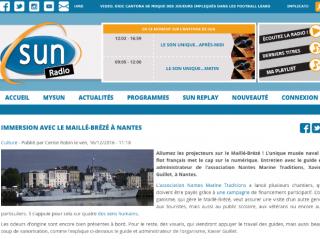 Interview - Musée Naval - Muséographie