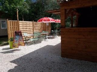 bar Camping l'Olivier