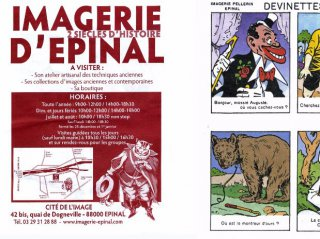 Imagerie Epinal