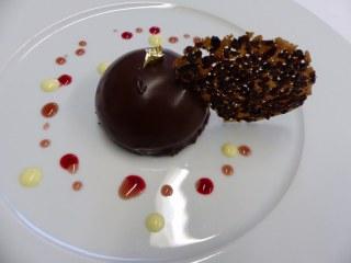 Complicité entre le chocolat Guanaja et la griotte
