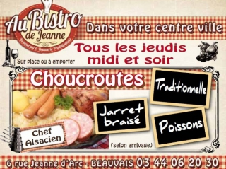 restaurant beauvais