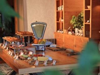Qualys Aurillac Saint-Pierre - Petit-déjeuner