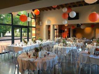 Mariage Salle réception Château Changy Loire