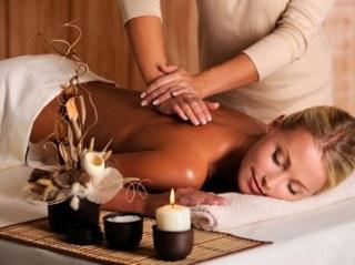 massage avec Nathalie