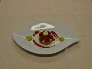 dessert-auberge-cochon-or-beuzeville