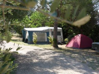 L'Olivier Campsite - Junas - Nimes - Montpellier - South of France