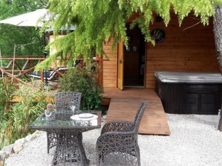 Jacuzzi Spa terre Nature