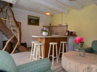 Gîte Chez Manu salon