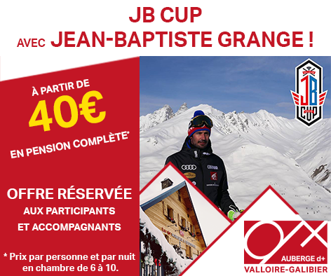 Offre JB Cup