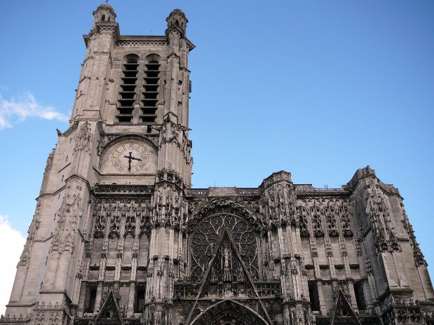 cathédrale Troyes Les Beauchots