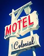 Logo Motel Colonial
