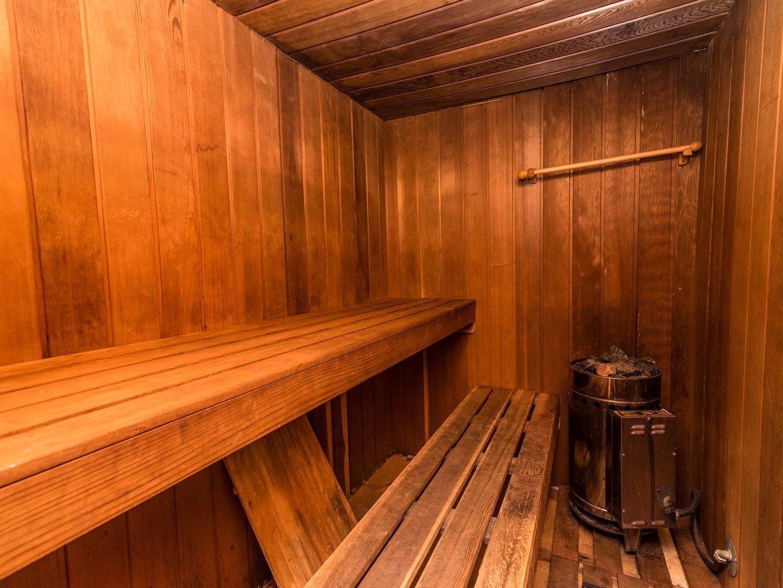 sauna sec