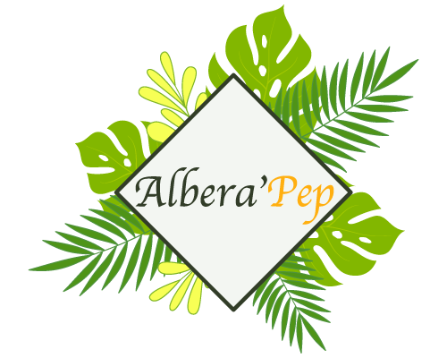 logo Albera'Pep pepinière et vente en ligne à argelès sur mer